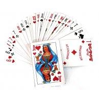 9811 Карти игральные на 36