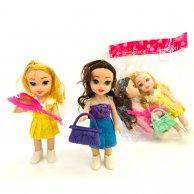 куклы 2 шт с аксессуарами в пакете