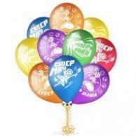 8216 Воздушные шарики металлик АМ 80