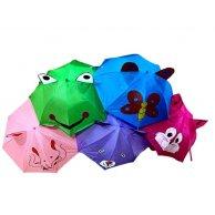 73-4 Зонтик детский 5 цветов d-75  см