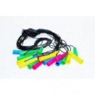Іграшка дитяча Скакалка №3 кольорова-канат  2,20 см