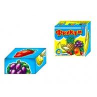 1332 Кубики фрукты Технок