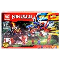 6402 ТМ конструктор NINJAGA