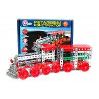 4814 Конструктор металлический технок