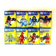 802 JR конструктор Nexo knights