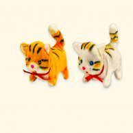 0670 M Мягкая игрушка кошка