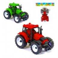 669-3 Трактор инерция