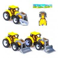 669-2 Трактор инерция