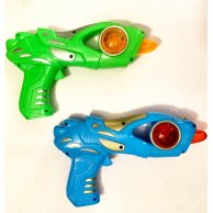 8816-32 Пистолет муз свет