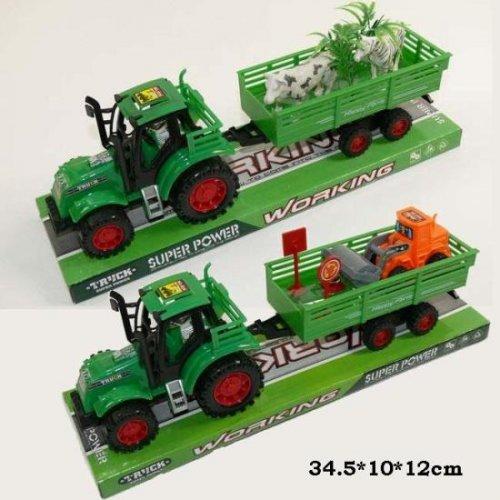 1035-7/9 Трактор инерц