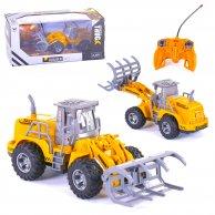 611-3 Трактор на р/у батарейках в кор, 32*17*14