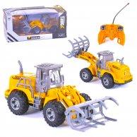 611-1 Трактор на р/у батарейках в кор,32*17*14