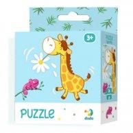 300163 Пазлы Додо 16 элементов жираф