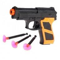 0014 Пистолет на присосках игрушечный