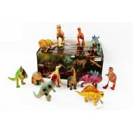 13 K Животные резиновые Динозавры