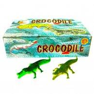 9708 W/H Крокодил Гонконг резин. 7,5 с пищалкой 36