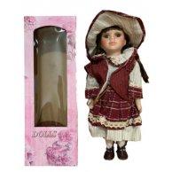 1212  Кукла керамическая