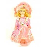 1209  Кукла керамическая