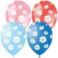 1211 Воздушные шарики 12 РОМАШКА