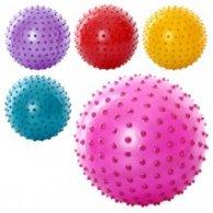 Мяч с шипами, резиновый 14см
