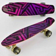 5490F Скейт Пенни борд Best Board 55 см