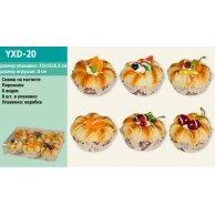 20 YXD Антистресс пирожное на магните