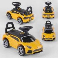 101 LB Машина-толокар цвет желтый