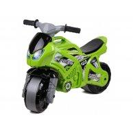 5859 Мотоцикл зелений ТЕХНОК