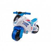 5125 Мотоцикл білий Технок