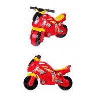 5118 Мотоцикл червоний ТехноК