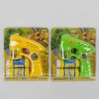 LL 733 A Пистолет с мыльными пузырями на батарейках, на листе
