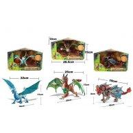 493 Динозавр  3 вида, в коробке