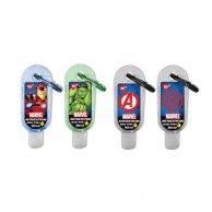707605 Гель антисептик с карабином Avengers