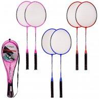2139 BD 2 ракетки, в чехле, 3 цвета, р-р упаковки – 21.5*2*68 см, р-р игрушки – 20.5