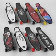 S-00635 Скейт Пенни борд   Best Board