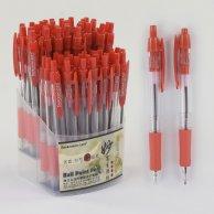621 Шариковая ручка красная