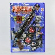 520-12 Полицейский набор свет звук