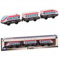 9888 AU поезд батар.с вагоном в коробке
