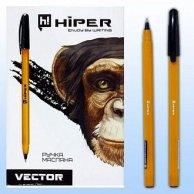 1645 Ручка маслянная Hiper Vector