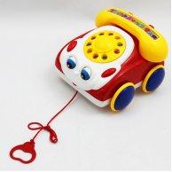 0316  Каталка  машина-телефон