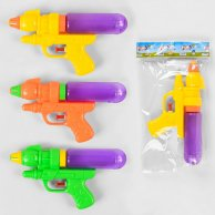 627-5 A Водный пистолет   3 цвета, в кульке