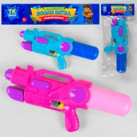ТК 12455 Водный пистолет  с накачкой, 2 цвета, в кульке