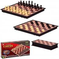3138 Шахматы 2в1 в коробке