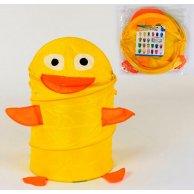 36571 С  Корзина для игрушек в кульке