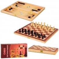 2416 S Шахматы дерев. в коробке